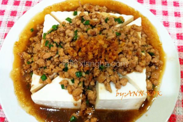 咸鱼肉碎豆腐