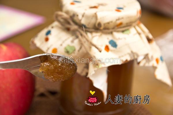 自制苹果果酱