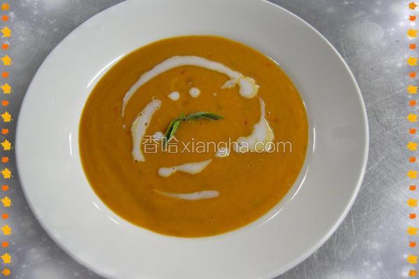 泰式南瓜汤
