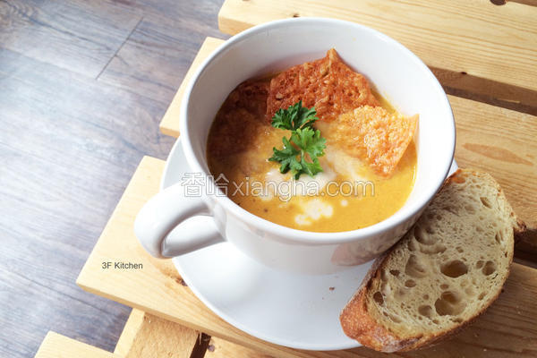 红萝卜浓汤