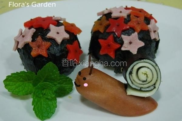 元本山海苔蜗牛