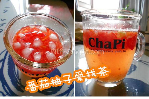 番茄柚子爱找茶