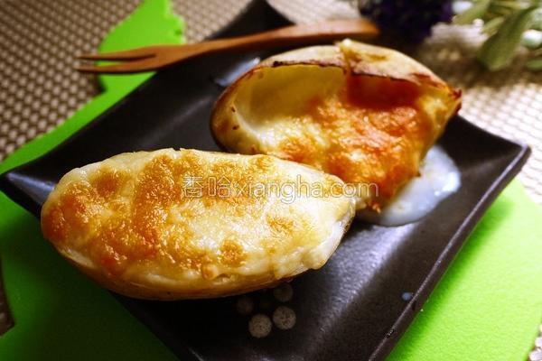 马铃薯浓汤起司烧的做法