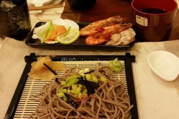 日式荞麦面