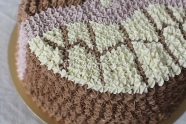 细菌小子蛋糕