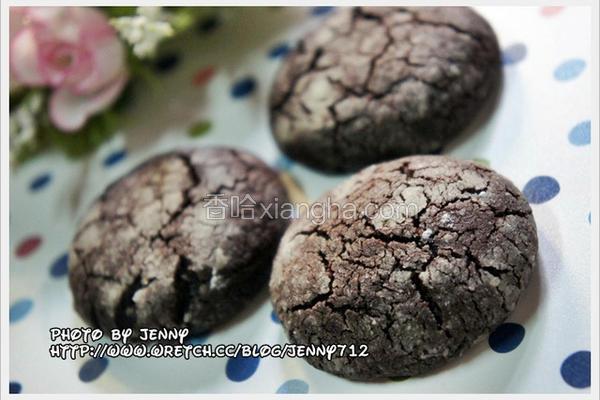 巧克力香浓脆饼