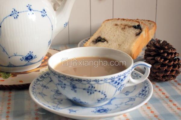 黑糖姜汁奶茶