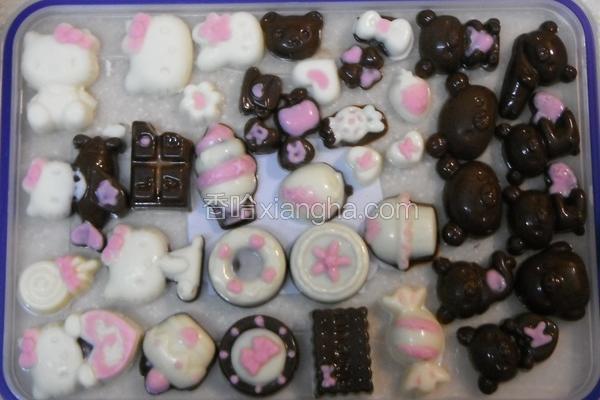 造型巧克力