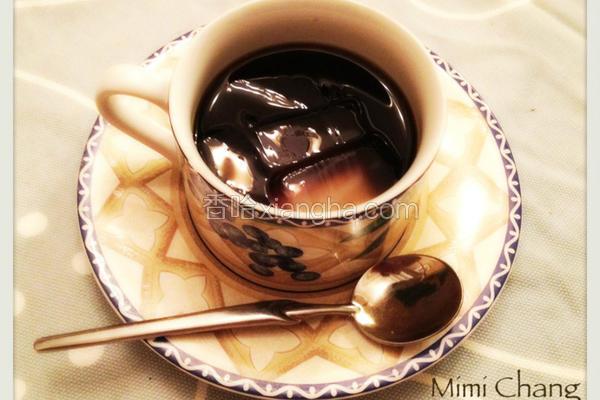 爱玉黑糖冬瓜茶