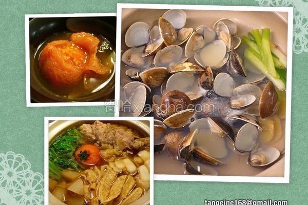 蛤蜊海陆涮涮锅