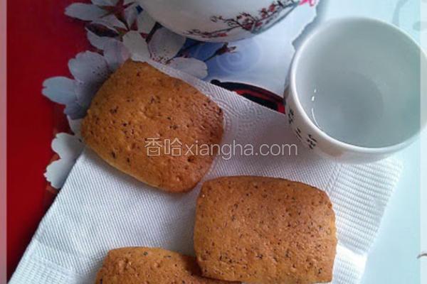 乌龙茶饼干