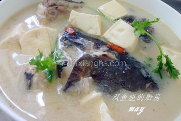 超鱼头豆腐汤