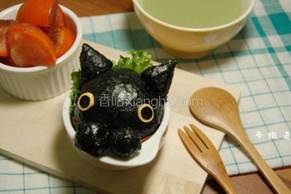 厨纸靴下猫饭团