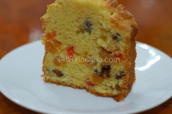 英式奶油蛋糕