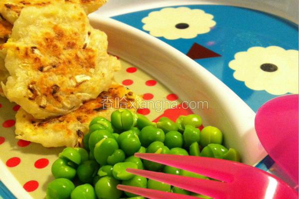 马铃薯一口小饼