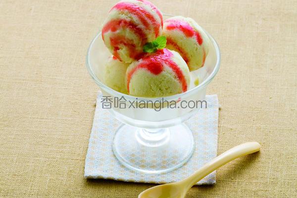 地瓜冰淇淋