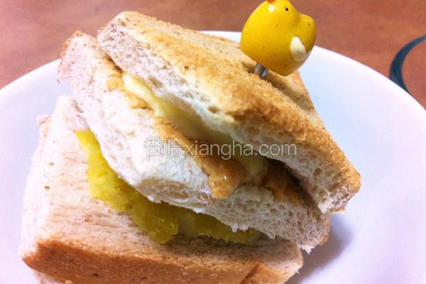 土司三明治