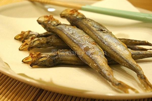 超烤柳叶鱼