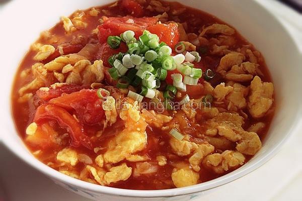 意式番茄炒蛋的做法