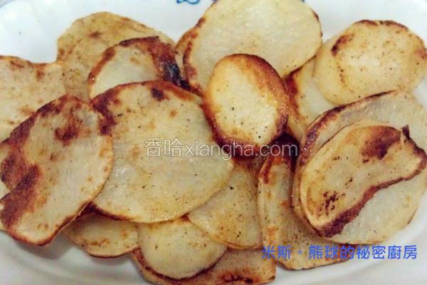 椒盐马铃薯片