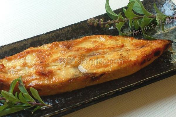 味噌鳕鱼的做法