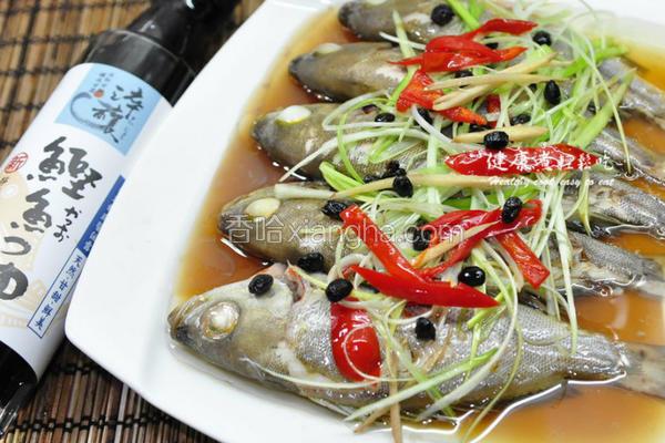 甘露之味粹酿鲣鱼