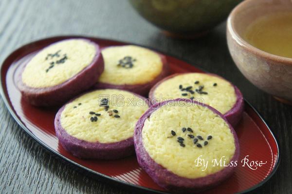 日式番薯饼干