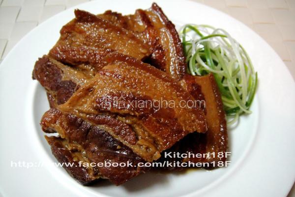 卤焢肉电锅