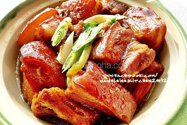 绍兴红烧肉