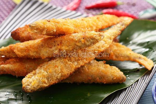 黄金柳叶鱼