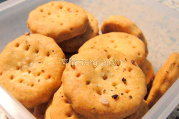 简易苏打饼干
