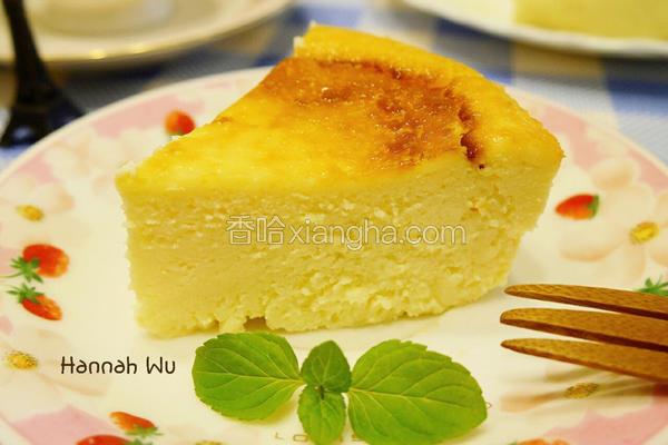 酸奶起司蛋糕
