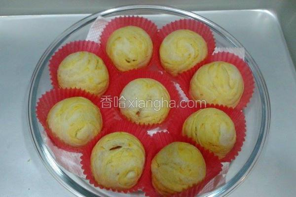 黄金南瓜酥