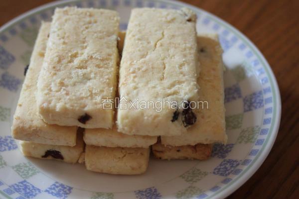 英式奶油酥饼