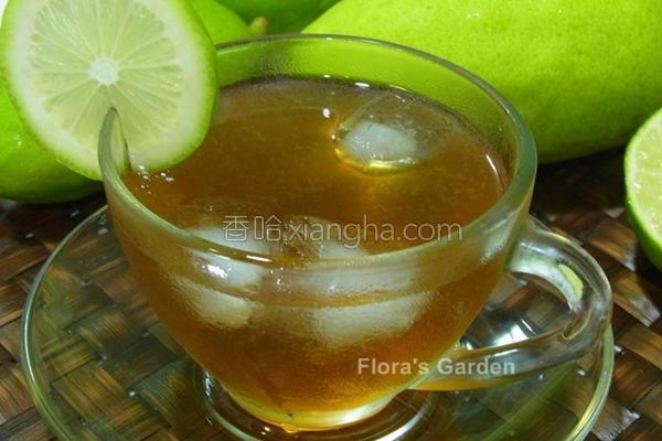柠檬冬瓜茶的做法