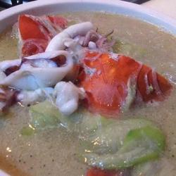 青蟹丝瓜汤的做法[图]