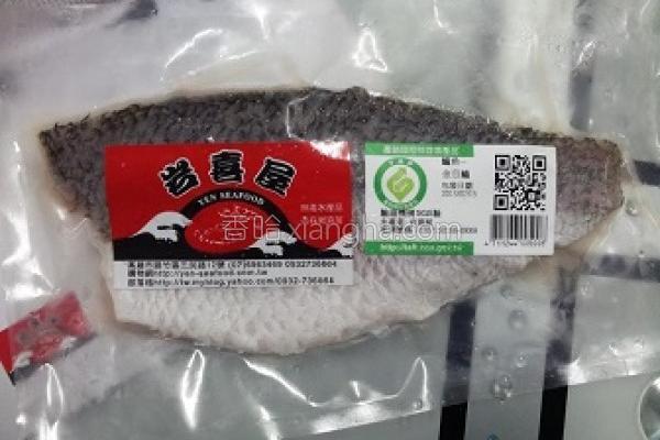 清蒸鲈鱼排的做法