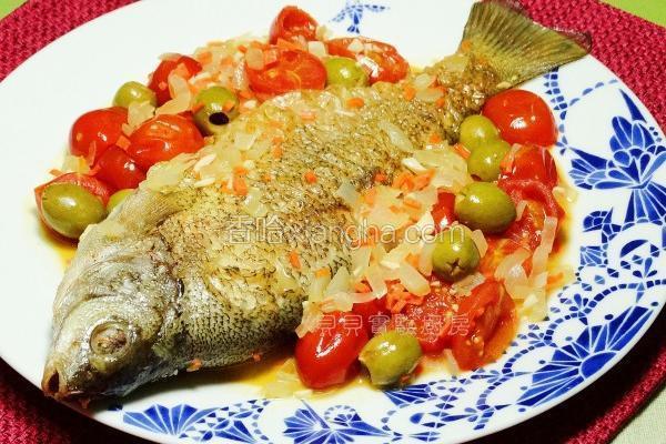 意式水煮鱼