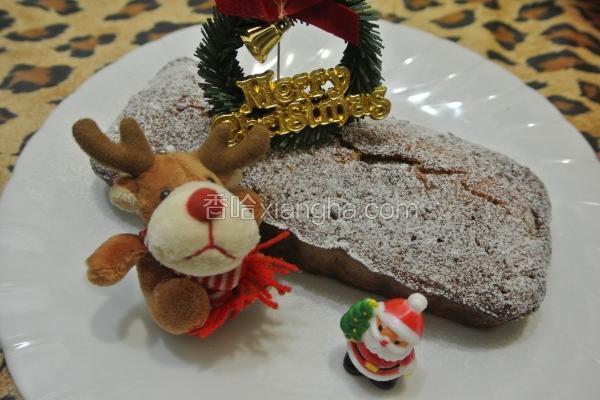 栗子磅蛋糕