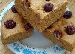 玉米面红糖发糕