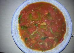 青椒西红柿