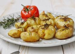 迷迭香烤土豆