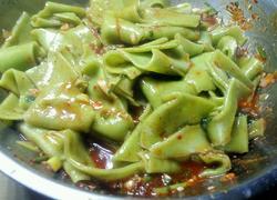 油泼菠菜片片