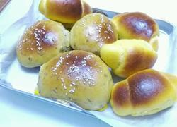 无油也能做出超软面包——蛋香面包