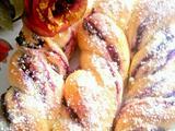 香酥紫薯面包的做法[图]