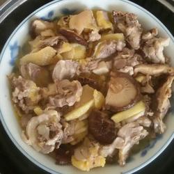 冬菇鸡的做法[图]