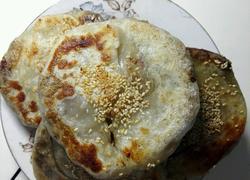 咖喱牛肉饼