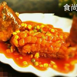 糖醋松子鱼
