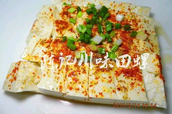 陈记铁板豆腐
