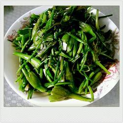 清炒洱海海菜
